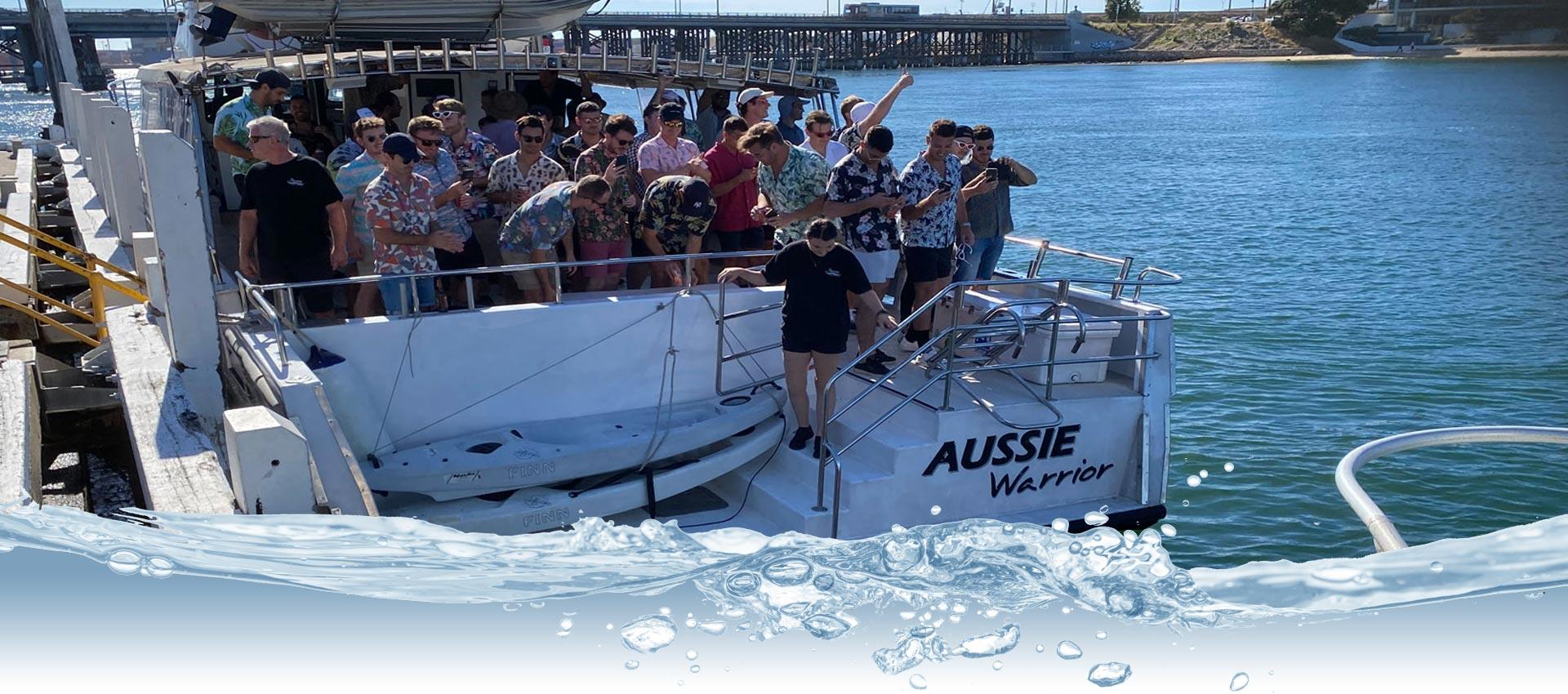 Bucks Boat Charters