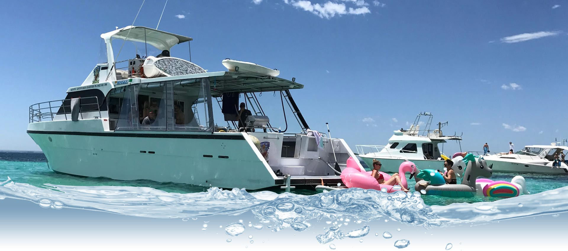 Carnac Island Boat Charters